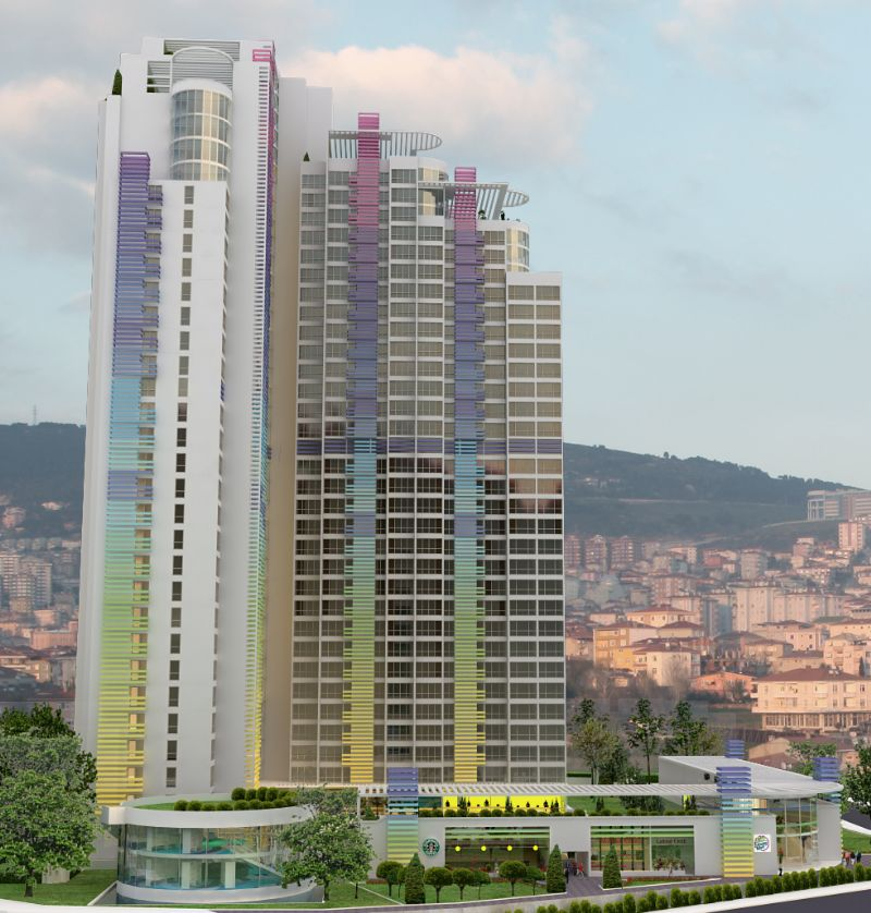 1 Bedroom Apartments in  ,Istanbul for sale