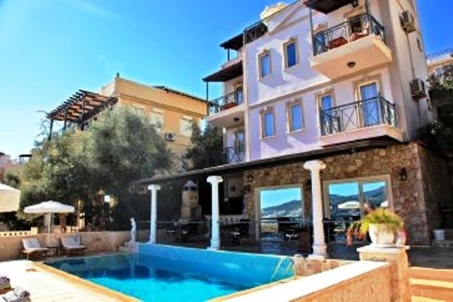 Investment Boutique Kalkan Hotel For Sale