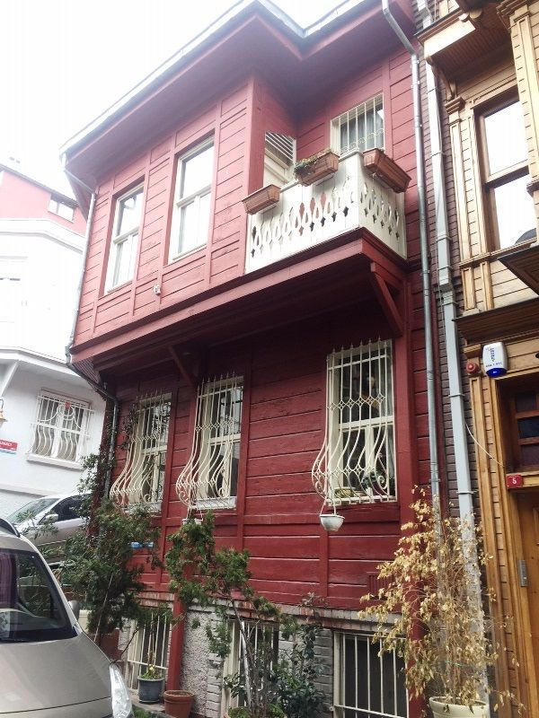 Bebek Istanbul Apartment For Sale Traditional House