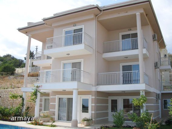 2 Bedroom Apartments in Kalkan ,Antalya for sale