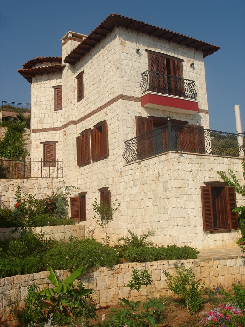 3 Bedroom Villas in Kas ,Antalya for sale