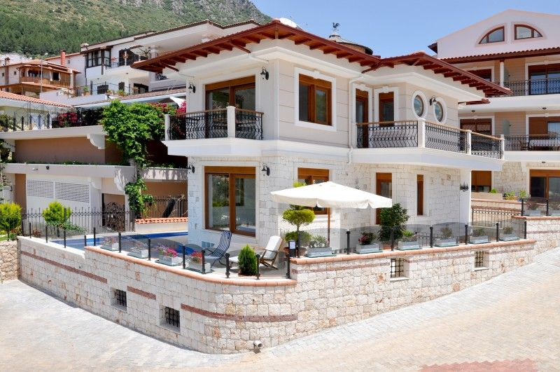 4 Bedroom Villas in Kas ,Antalya for sale