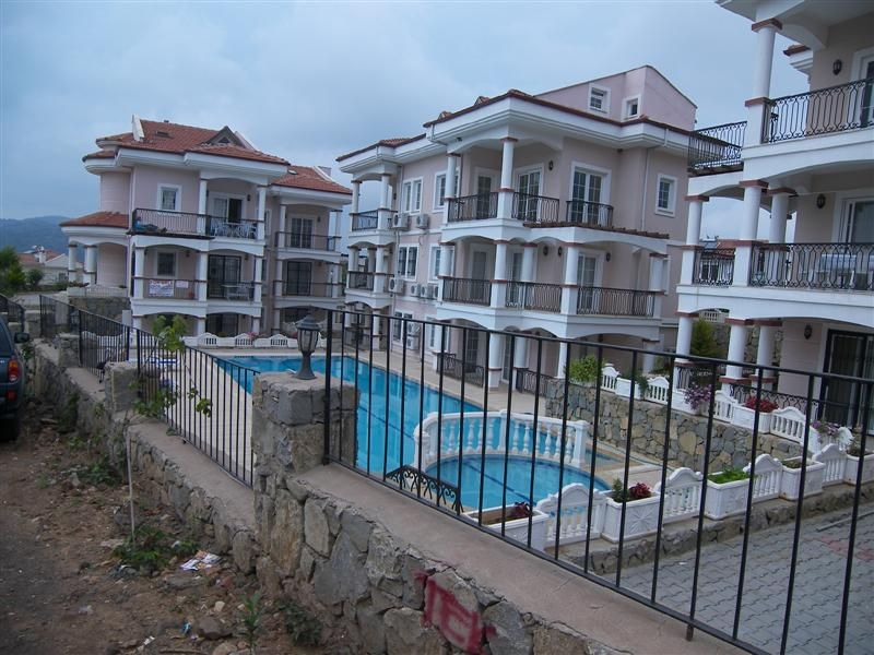 3 Bedroom Apartments in Hisaronu ,Fethiye for sale