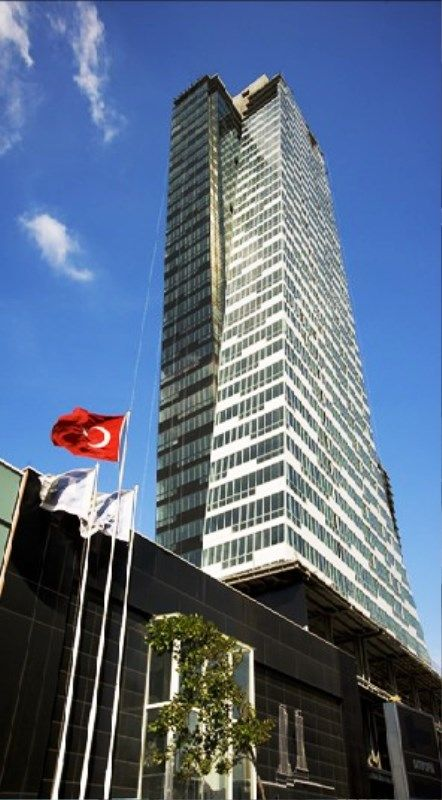 Luxury Istanbul Apartment For Sale In Trump Towers Residence