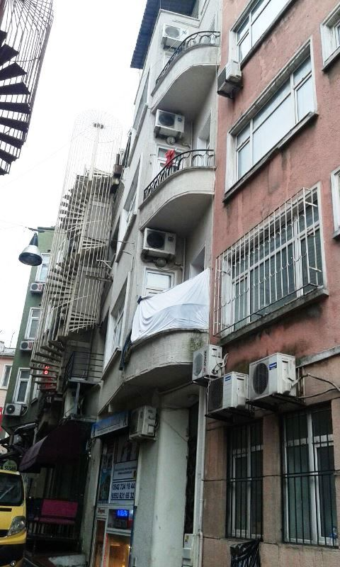 Investment apart hotel istanbul taksim building for sale for Appart hotel istanbul