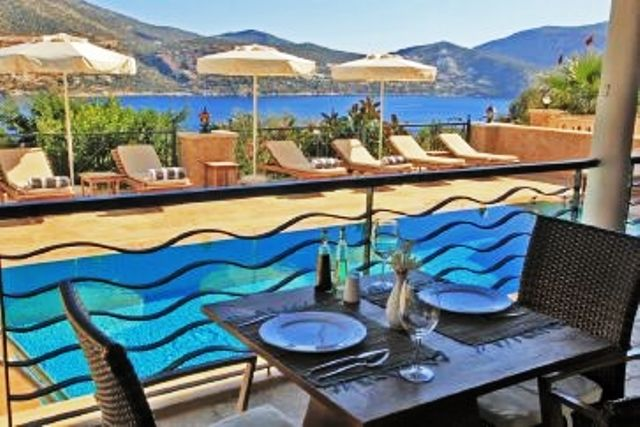 Investment Boutique Hotel For Sale In Kalkan