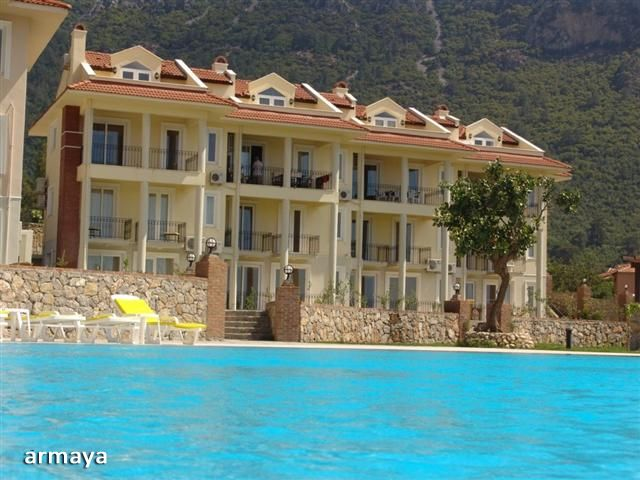 2 Bedroom Apartments in Ovacik ,Fethiye for sale