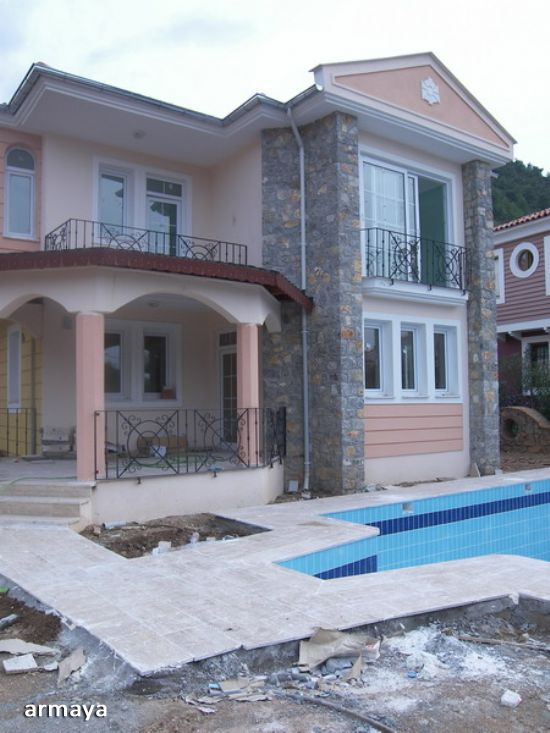 4 Bedroom Villas in Uzumlu ,Fethiye for sale