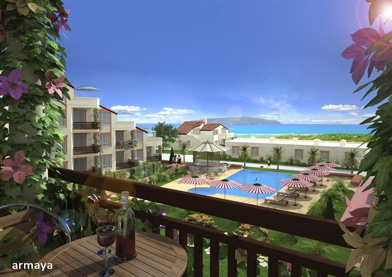 1 Bedroom Apartments in Kusadasi ,Izmir for sale