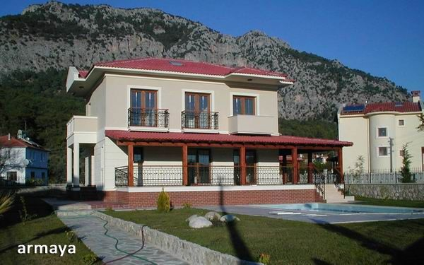 3 Bedroom Villas in Gocek ,Fethiye for sale