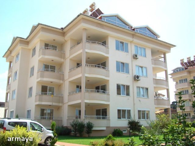 2 Bedroom Apartments in Alanya ,Antalya for sale