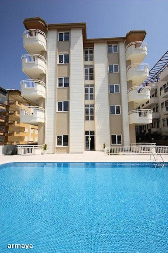 1 Bedroom Apartments in Alanya ,Antalya for sale