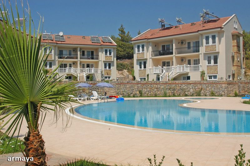 2 Bedroom Apartments in Hisaronu ,Fethiye for sale